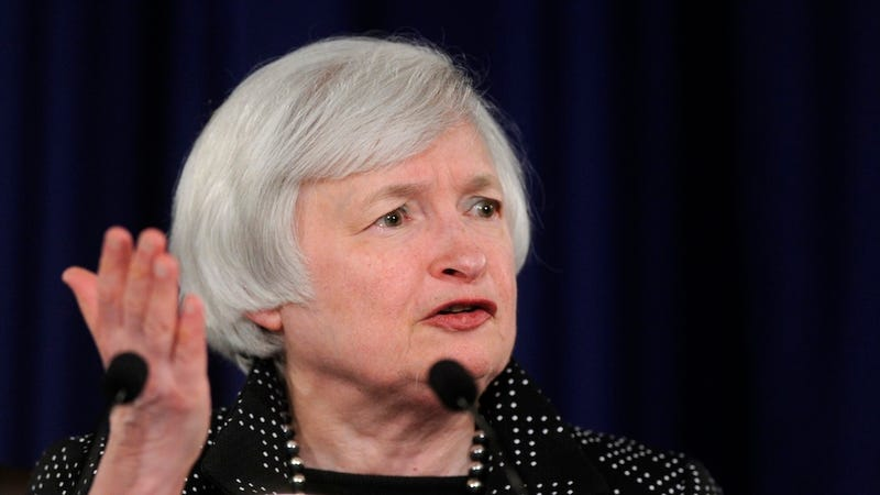 Janet Yellen's Rich Neighbors Think Her Security Guards Are Too Fat