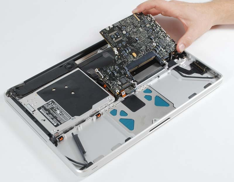 The New MacBook and MacBook Pro, Dissected