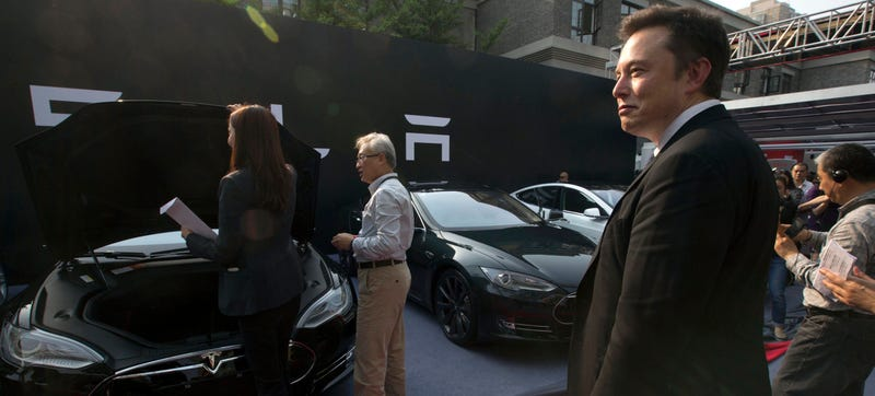 Tesla Will Build Cars And Charging Stations In China