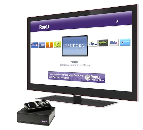 Roku Channel Store Opens, Hulu Is a No-Show