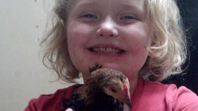 PETA Goes After Honey Boo Boo for Naming Her Pet Chicken 'Nugget'