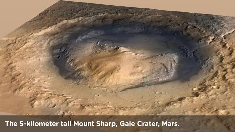 Talk to the Man Who Drives the $2.6 Billion-Dollar Mars Curiosity Rover