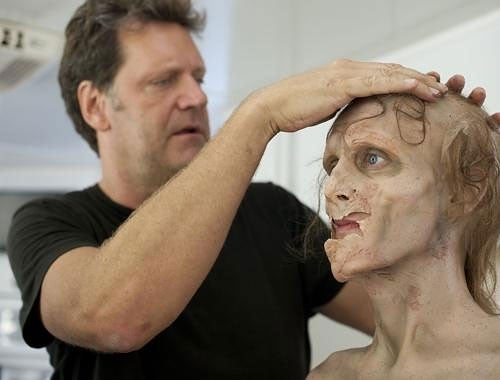The Walking Dead Makeup