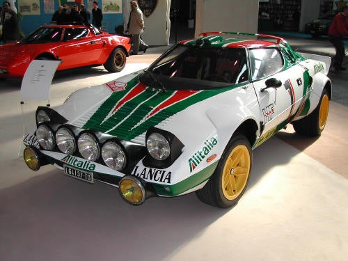 What's Your Favorite Italian Un-Supercar?