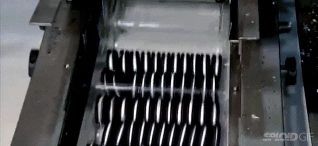 The hilarious truth of how Oreos are unmade and extracted for materials