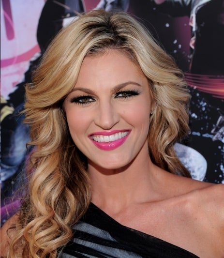 Erin Andrews Goes Back to the Stalker Well