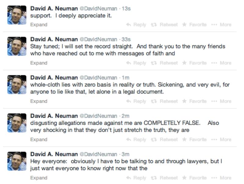 David Neuman Denies Allegations in Bryan Singer Sex Abuse Lawsuit