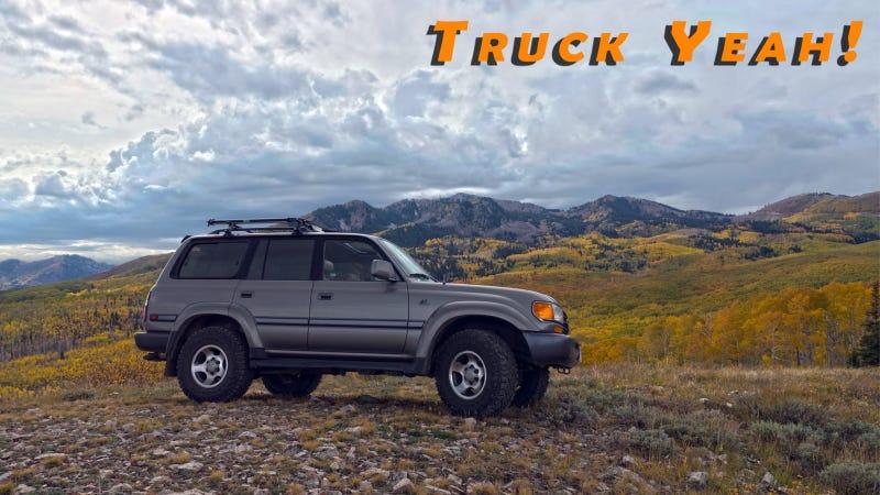 A Reader Reviews His Adventure-Going Toyota Land Cruiser