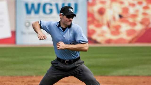 "Minor League Umpire Ejects Ballpark Music Guy For Playing ""Three Blind Mice"""