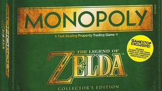 This Is The <i>Zelda Monopoly</i> Game Board, Out Next Month