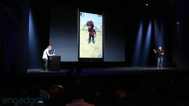 New iPod Touch Is Faster, Bigger, Better For Gaming