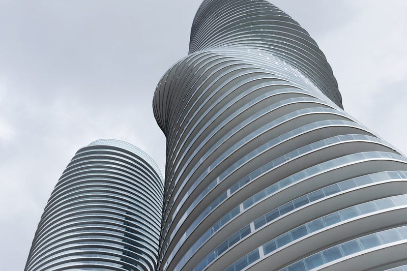 These Skytwisters Are the 21st Century's Answer to the Skyscraper