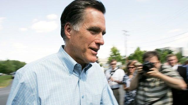 Mitt Romney Has the Creepiest Secret Rich People Donors