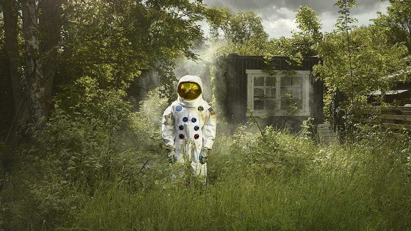 Some astronauts have a hard time adjusting to life back on Earth