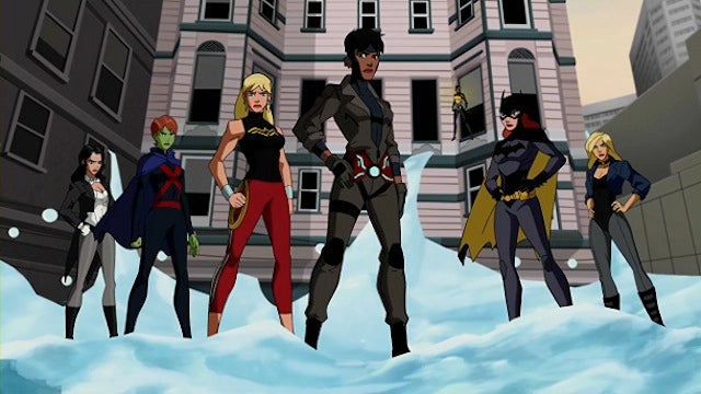 When DC canceled Young Justice, it destroyed a universe of potential