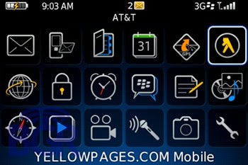 BlackBerry Bold Squirms Closer to AT&T Release