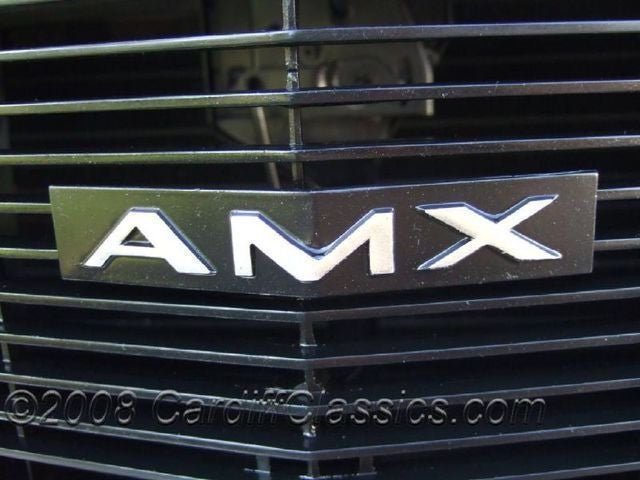 Nice Price Or Crack Pipe: $45,000 For A 1970 AMC AMX?