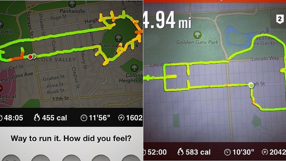 Female Runner Who Uses Nike+ to Draw Dicks Is an American Hero