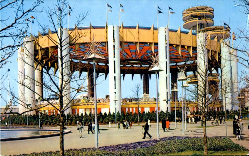 Should Queens Tear Down the 1964 World's Fair Pavilion?