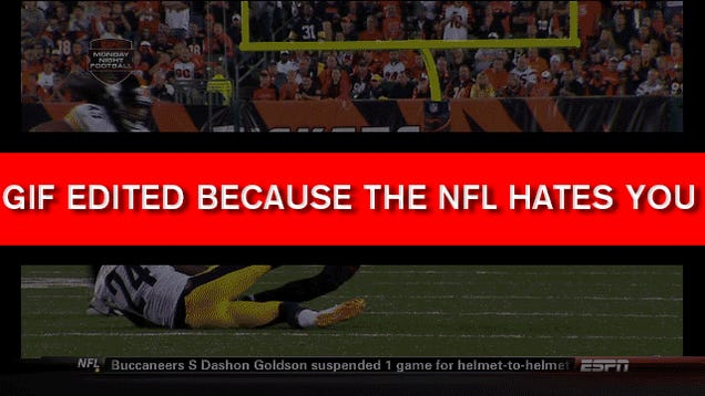 Not Quite Shittsburgh (But Close): Your Bengals-Steelers GIF Roundup