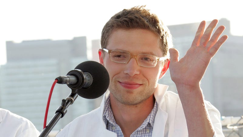 Lying Plagiarist Jonah Lehrer Got Paid $20,000 to Talk Onstage About Being a Lying Plagiarist