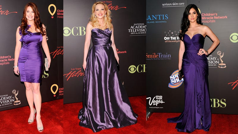 If Sequins Could Kill, The Daytime Emmys Were Deadly