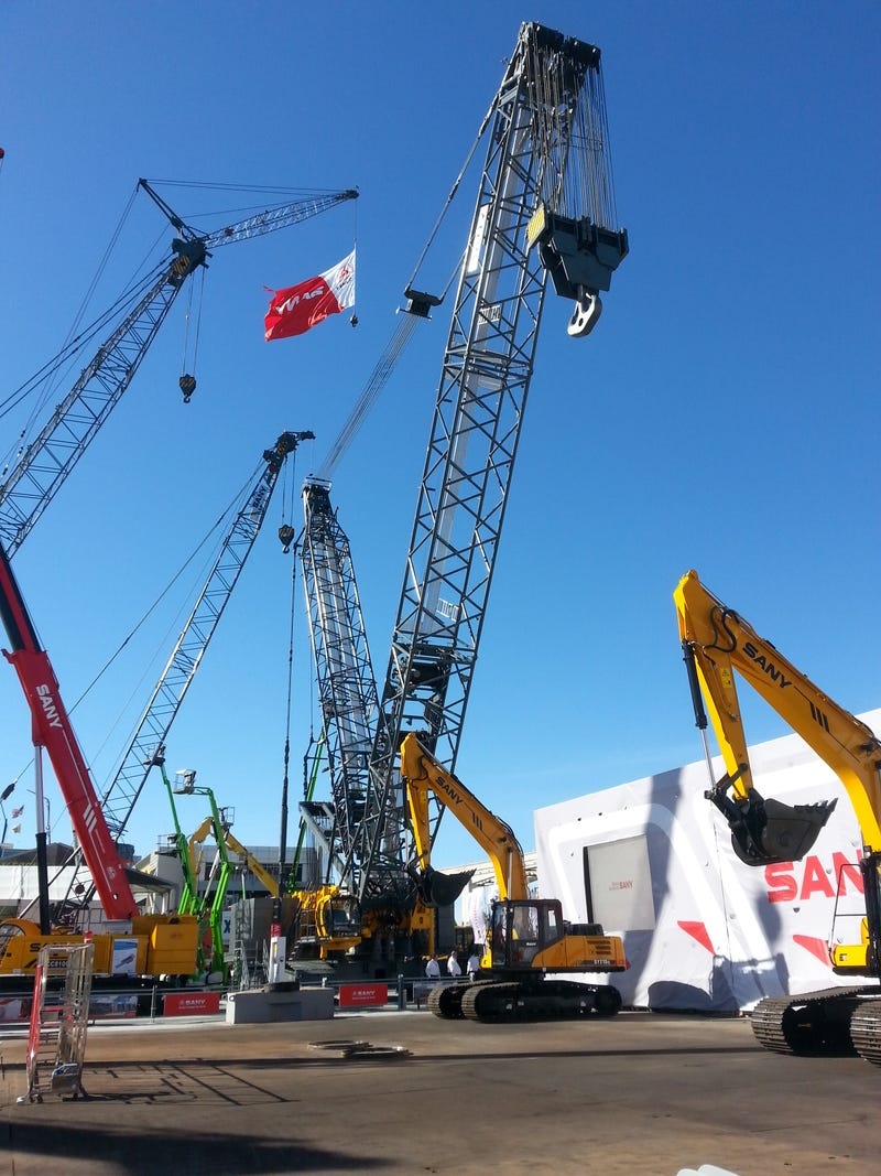 Sany Is Transforming The Construction Industry