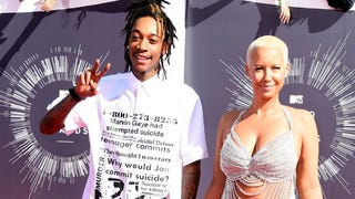 Twincest: Amber Rose Caught Wiz Khalifa in Threeway with Twin Sisters