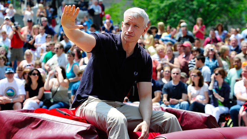 Will Anderson Cooper Come Out on His New Talk Show?