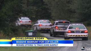 Manhunt in Woods for Armed Survivalist Who Shot Two State Troopers