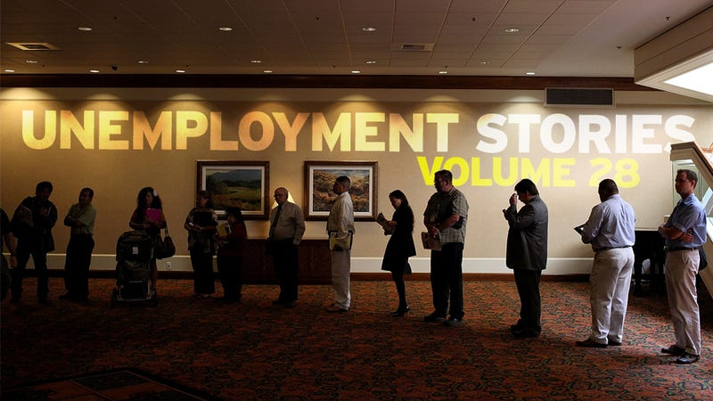Unemployment Stories, Vol. 28: 'I'm Inclined to Simply Disappear Into Silence'