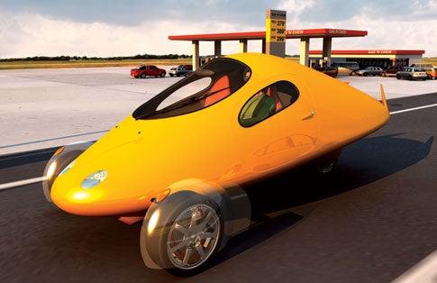 Aptera Concept Car: 330mpg, Under $20K