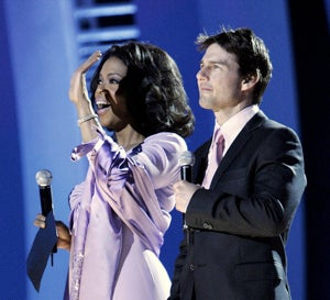 Tom Cruise To Again Terrify Oprah, New York