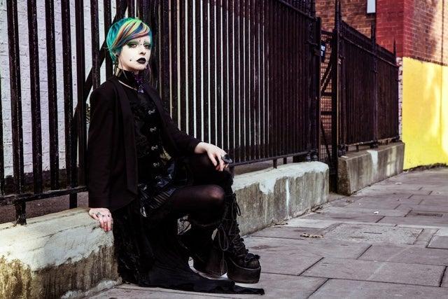 """Warped"" Lolita Doll Comparisons Piss Off Model"