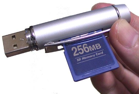 Thanko Spydisk Memory Card Pen