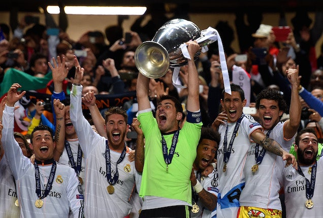 Real Madrid Win Champions League After Atlético Finally Run Out Of Gas