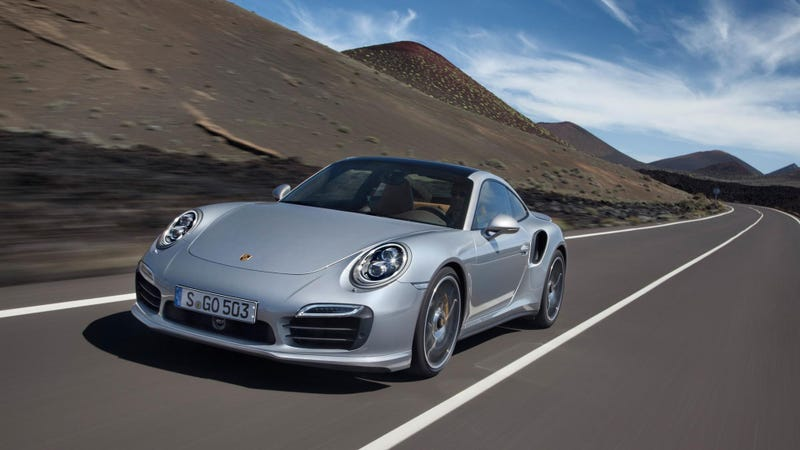 2014 Porsche 911 Turbo: This Is It