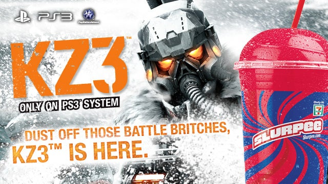 Quench Your Thirst for Killzone®3 Exclusives at 7-Eleven®