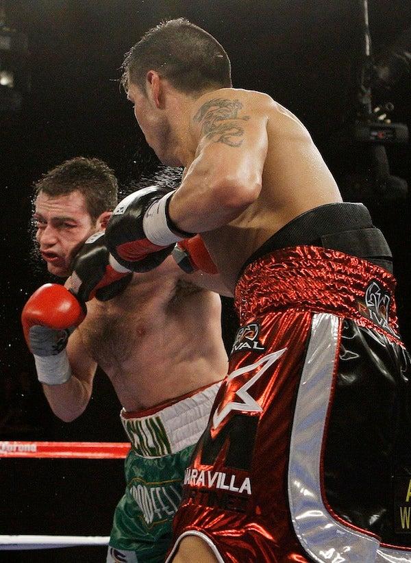 When Irish Eyes Are Swollen: How Sergio Martinez Beat Matthew Macklin On St. Patrick's Day