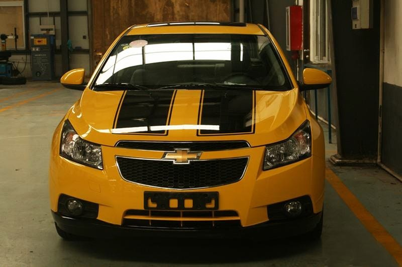 2014 Chevy Camaro? Muscle Car Cruzes Into New CAFE Standards