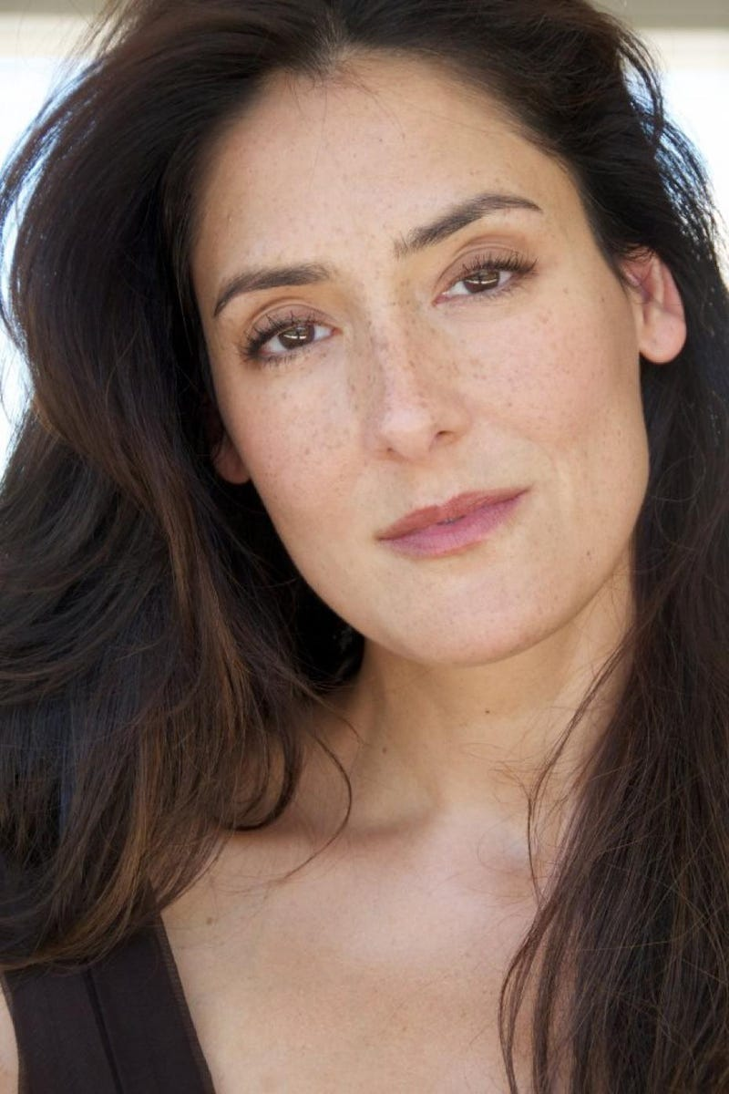 Another face for Wonder Woman: Alicia Coppola