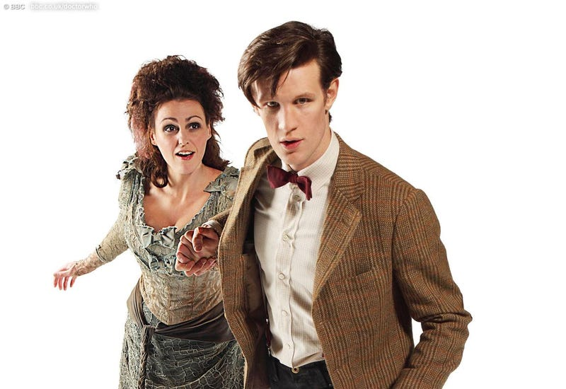 Doctor Who really is a love story after all