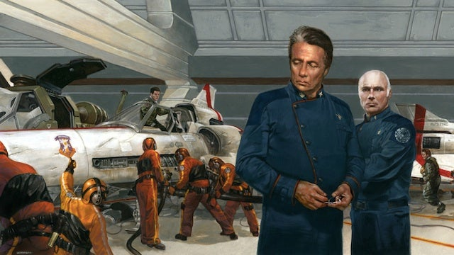 What Battlestar Galactica gets right (and wrong) about space warfare
