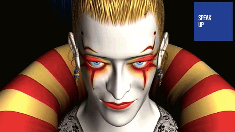Hey Final Fantasy, Why So Serious?