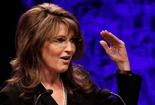 """Sarah Palin Is Going To Read """"All Of Them"""" For Her Second Book"""