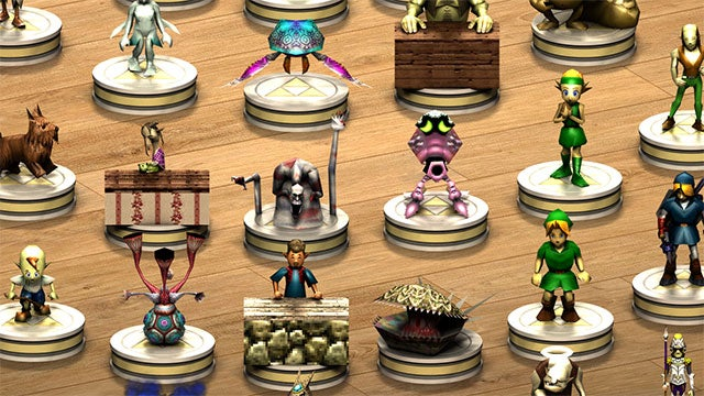 Ocarina Of Time's Cast, Together At Last