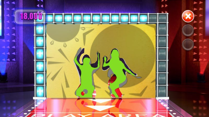 """Human Tetris"" Squeezed Out for Kinect"