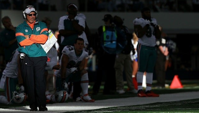 The Dolphins Just Fired Tony Sparano