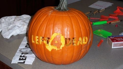 Dragon Age: Origins, Rock Band: Beatles and More Left 4 Dead In Today's Pumpkins