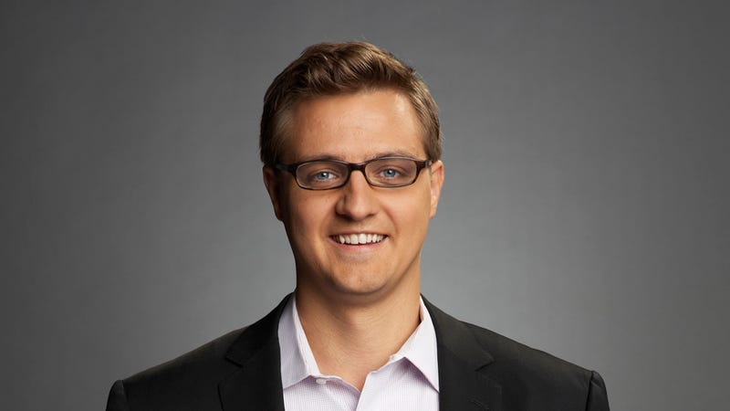 Chris Hayes Awesomely Gives a Shit About Diversity